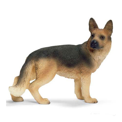 Schleich German Shephard Female
