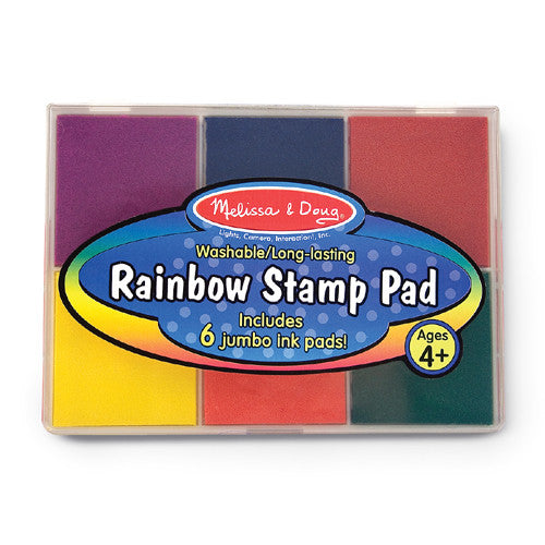 M&D Rainbow Stamp Pad