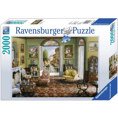 Ravensburger 2000pc Room with a View