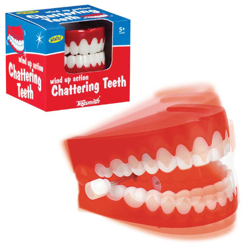 Toysmith Chattering Teeth