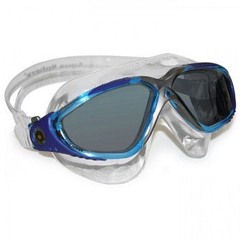 AquaSphere Vista Swim Goggle Aqua/Grey