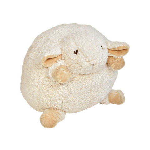 "Cloud B 12"" Sleep Sheep Pouf"