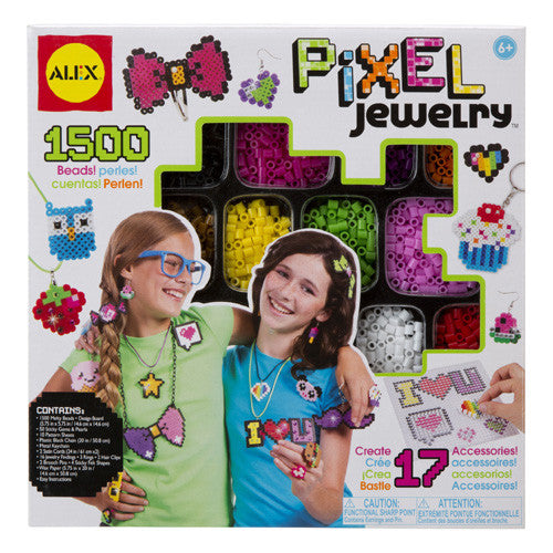Alex Pixel Jewelry