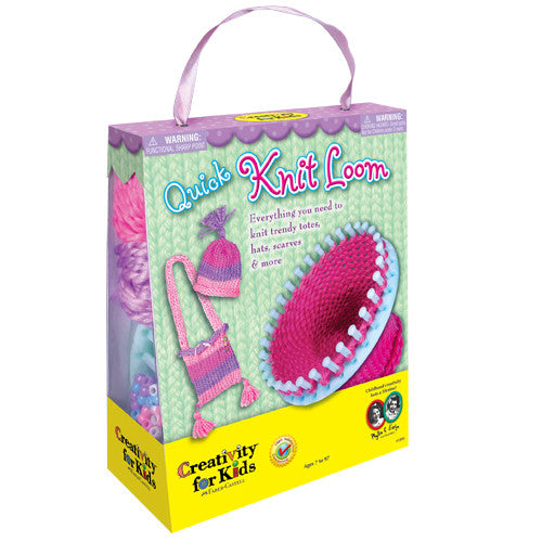 Creativity Quick Knit Loom