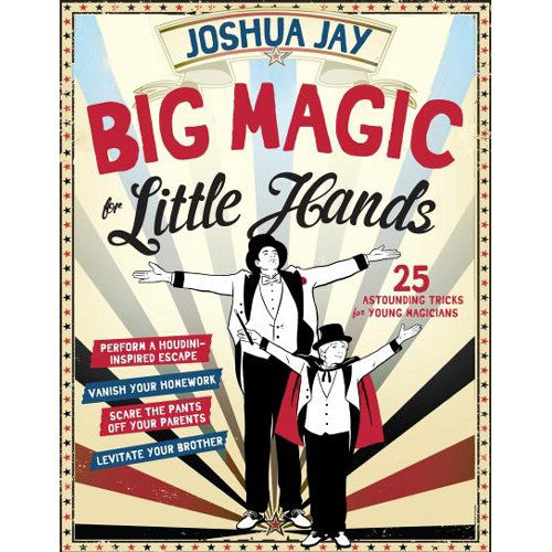 Workman Big Magic For Little Hands