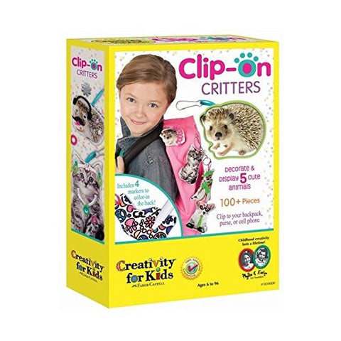 Creativity Clip On Critters