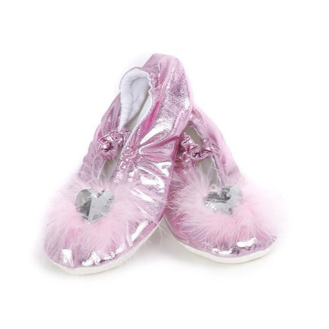 Creative Pink Large Princess Slippers