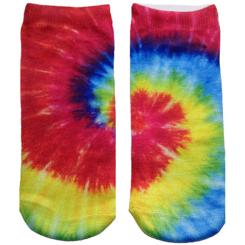 Living Royal Tie Dye Ankle Socks