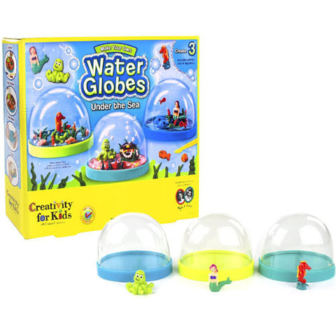 Creativity Make Your Own Water Globes