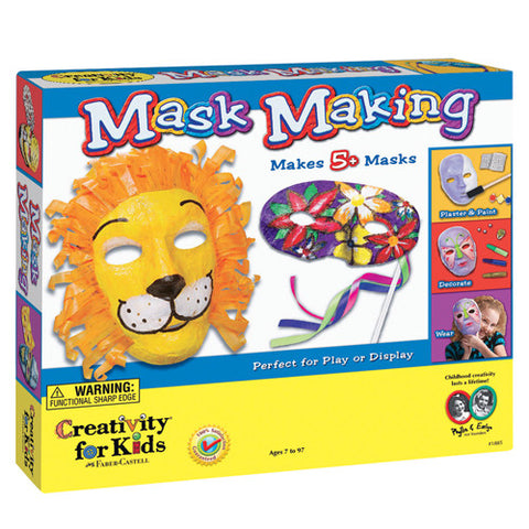 Creativity Mask Making