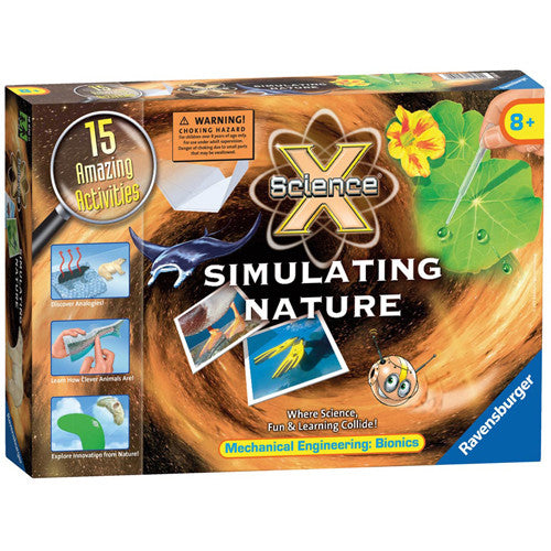 Science X Simulating Nature