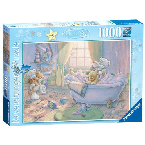Ravensburger Me to You 1000pc Bath Time