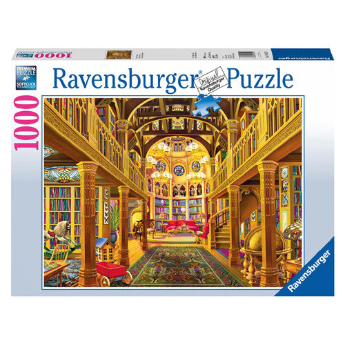 Ravensburger 1000pc World of Worlds