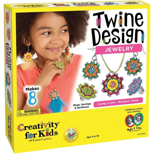 Creativity Twine Design Jewelry