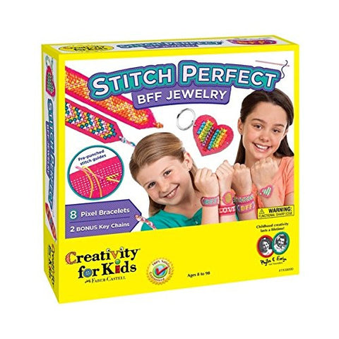 Creativity Stitch Perfect BFF Jewelry
