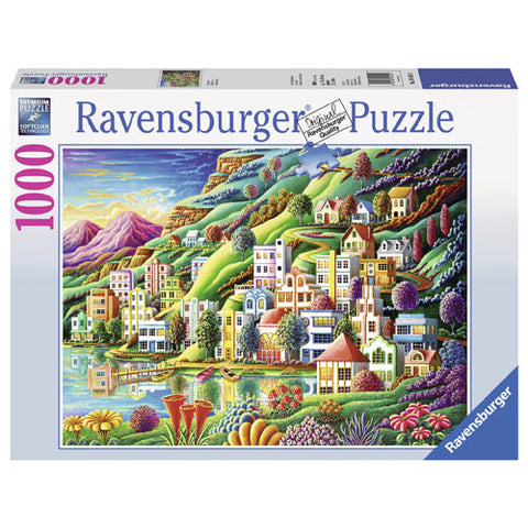Ravensburger 1000pc Dream City