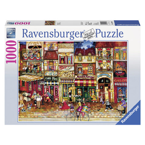 Ravensburger 1000pc Streets of France