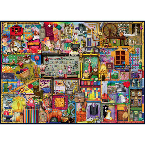 Ravensburger 1000pc The Craft Cupboard