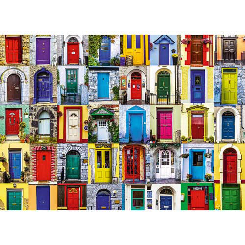 Ravensburger 1000pc Doors of the World
