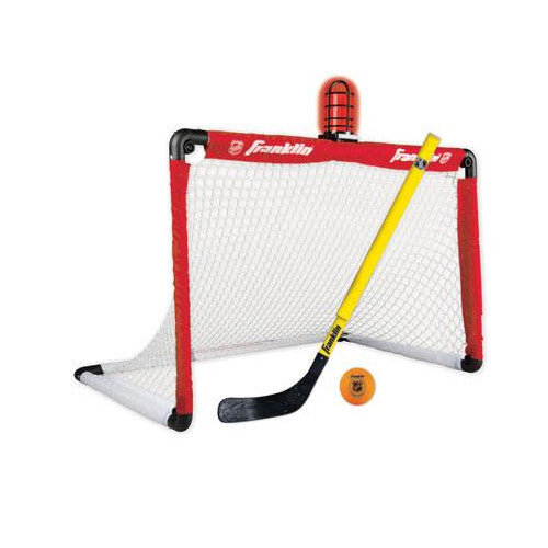 Franklin Nhl Light-Up Hockey Goal Set