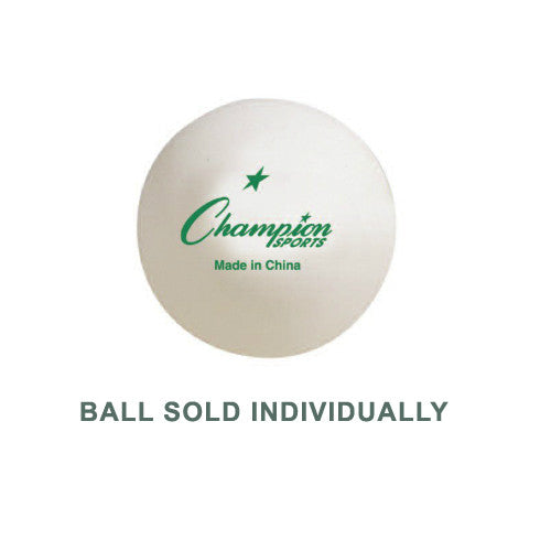 Champion Table Tennis Practice Ball
