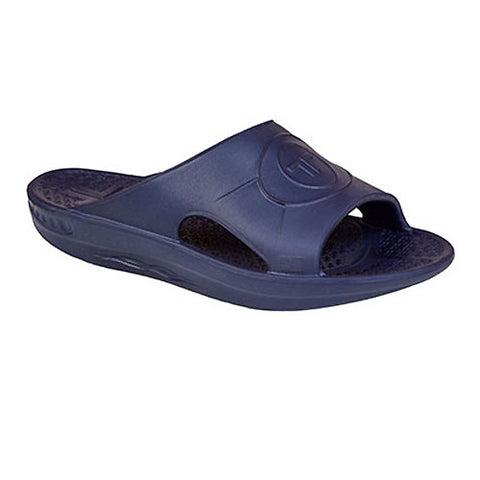 Telic Unisex Slide Deep Ocean Medium