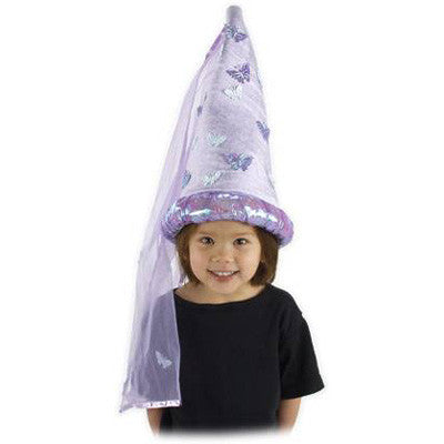 Elope Kids Butterfly Princess Hat