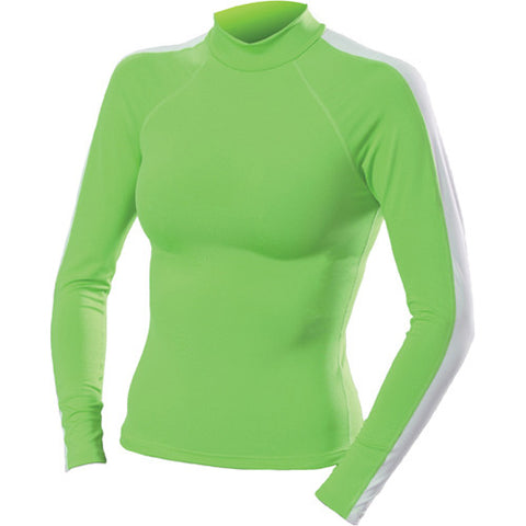 Dolfin Uglies Rashguards Lime MD
