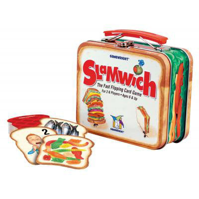 Gamewright Slamwich Collector's Tin