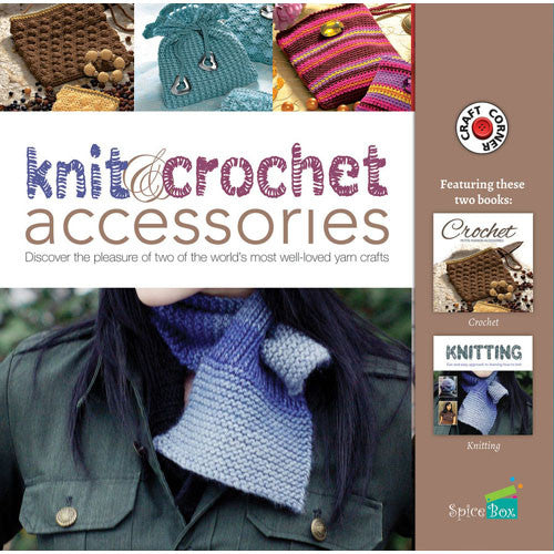 Spicebox Knit & Crochet