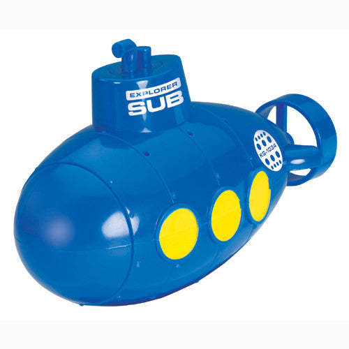 Kid Galaxy Explorer Sub Blue