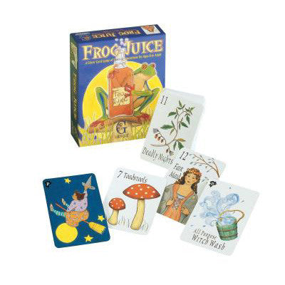 Gamewright Frog Juice Game