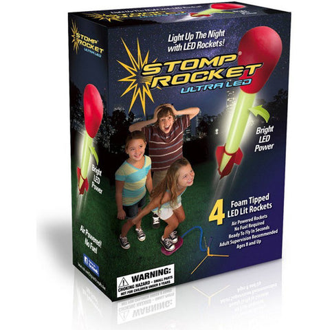 D&L Ultra LED Stomp Rocket