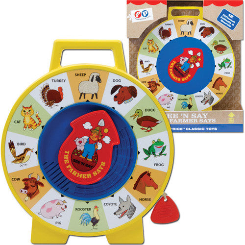 Schylling Fisher Price See N Say