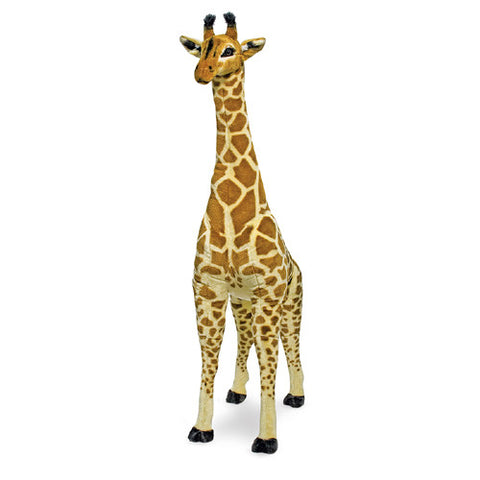 M&D Giraffe Lifelike Plush