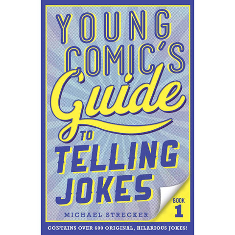 Young Comics Guide Telling Jokes
