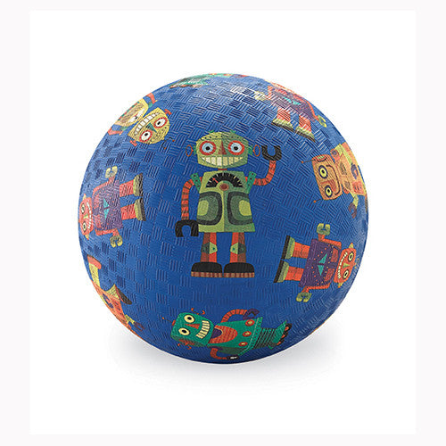 "Croc Creek 5""  Robots Playball"