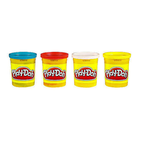 Play Doh Classic Colors 4pk