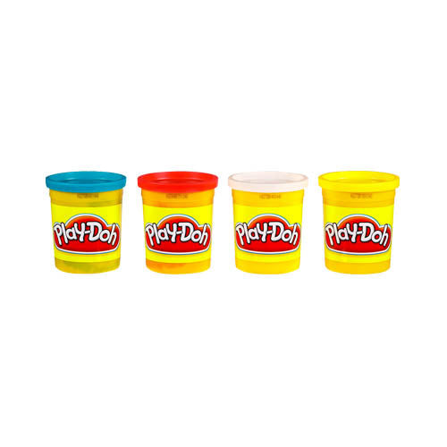 Play-Doh Colors Assorted 4 Pack