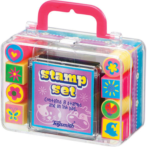 Toysmith Mini Stamp Sets