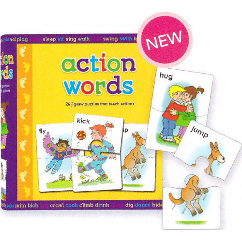 Spicebox Action Words