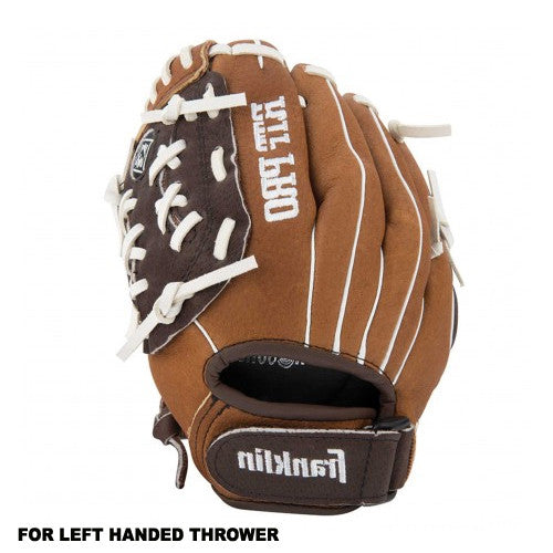 Franklin 9.00In RTP Pro Brown FR