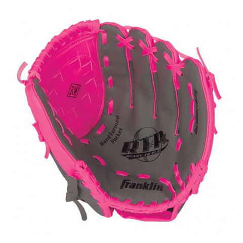 Franklin 10.50In Rtp Graphite Pink