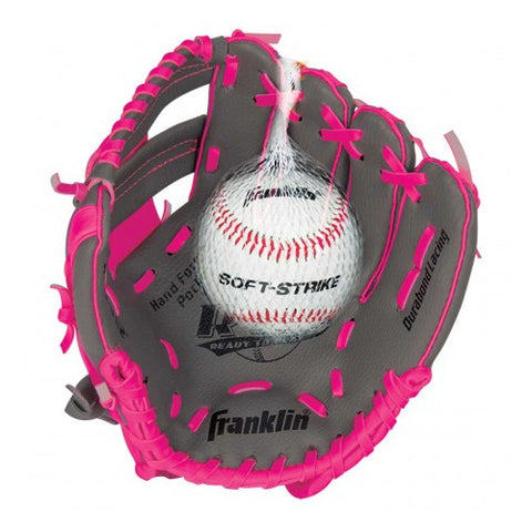 Franklin 9.50In Rtp Graphite Pink W/B