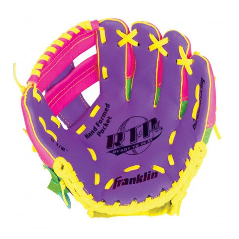 Franklin 9.50In Airtech Foam Glove Purpl