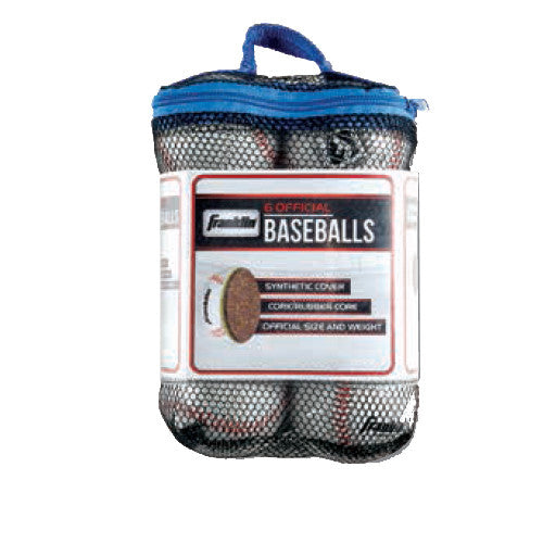 Franklin Official Practice Baseballs 6K