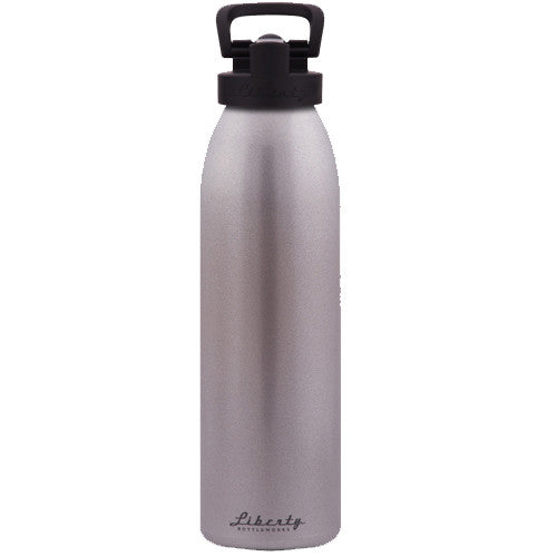 Liberty Straight Up 24oz w/Sport Cap Aluminum