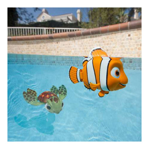 Swimways Swimming Nemo & Swimming Squirt