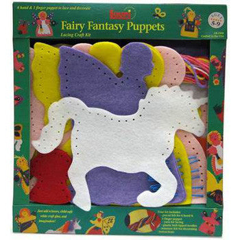Lauri Fairy Hand Puppets