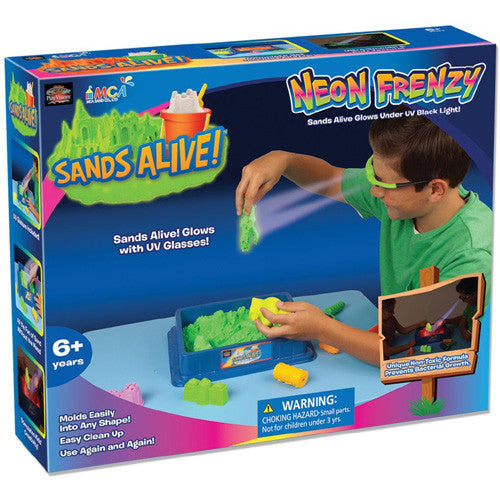 Play Visions Sands Alive! Neon Frenzy